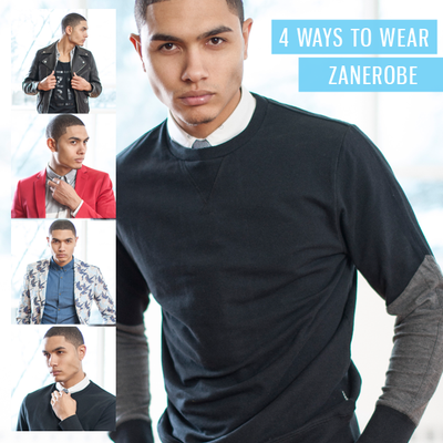 New Arrvials: Four Ways To Wear Zanerobe