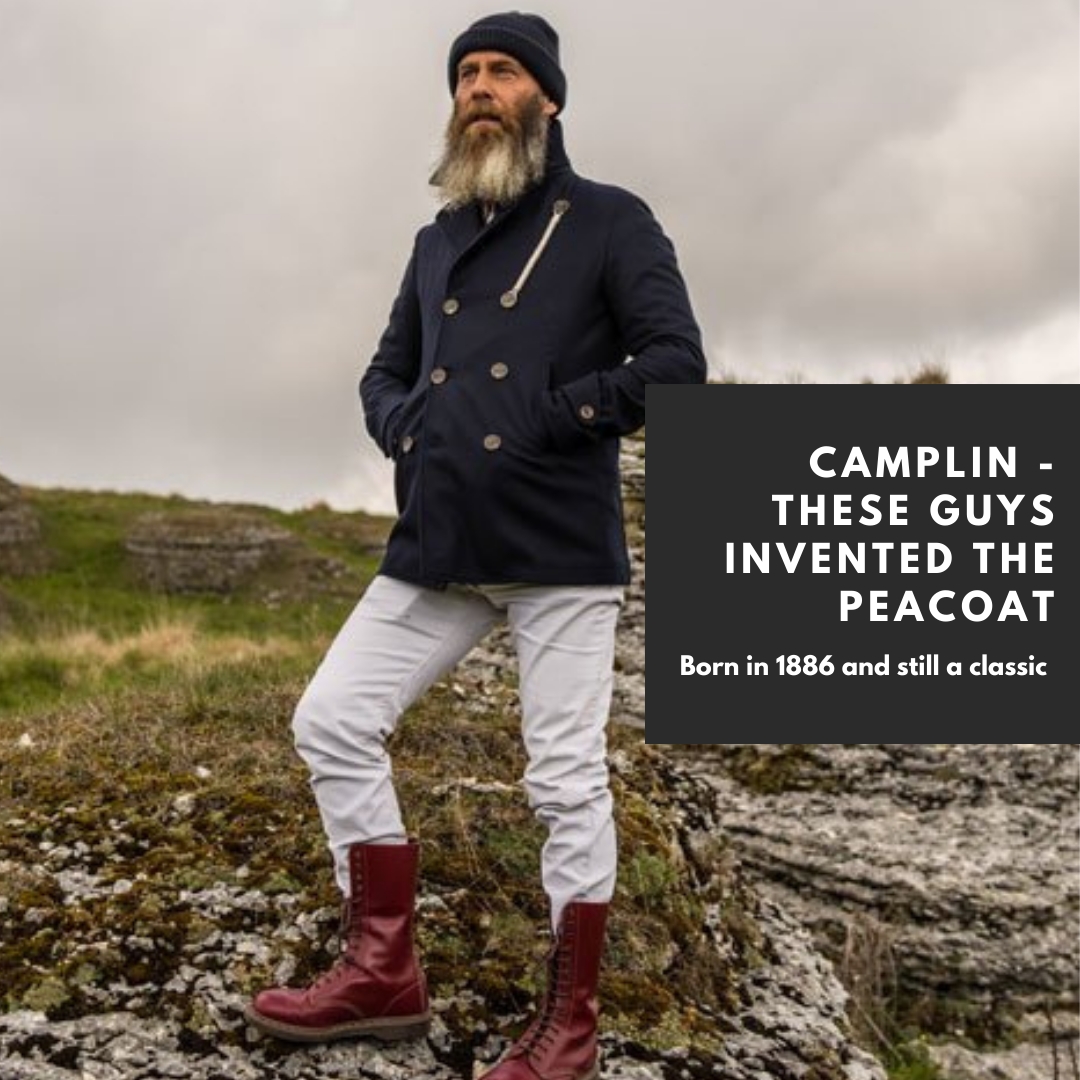 Camplin | The Peacoat Inventor