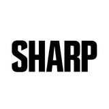sharp magazine logo