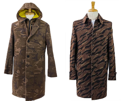 patterned sale coats from GOTSTYLE