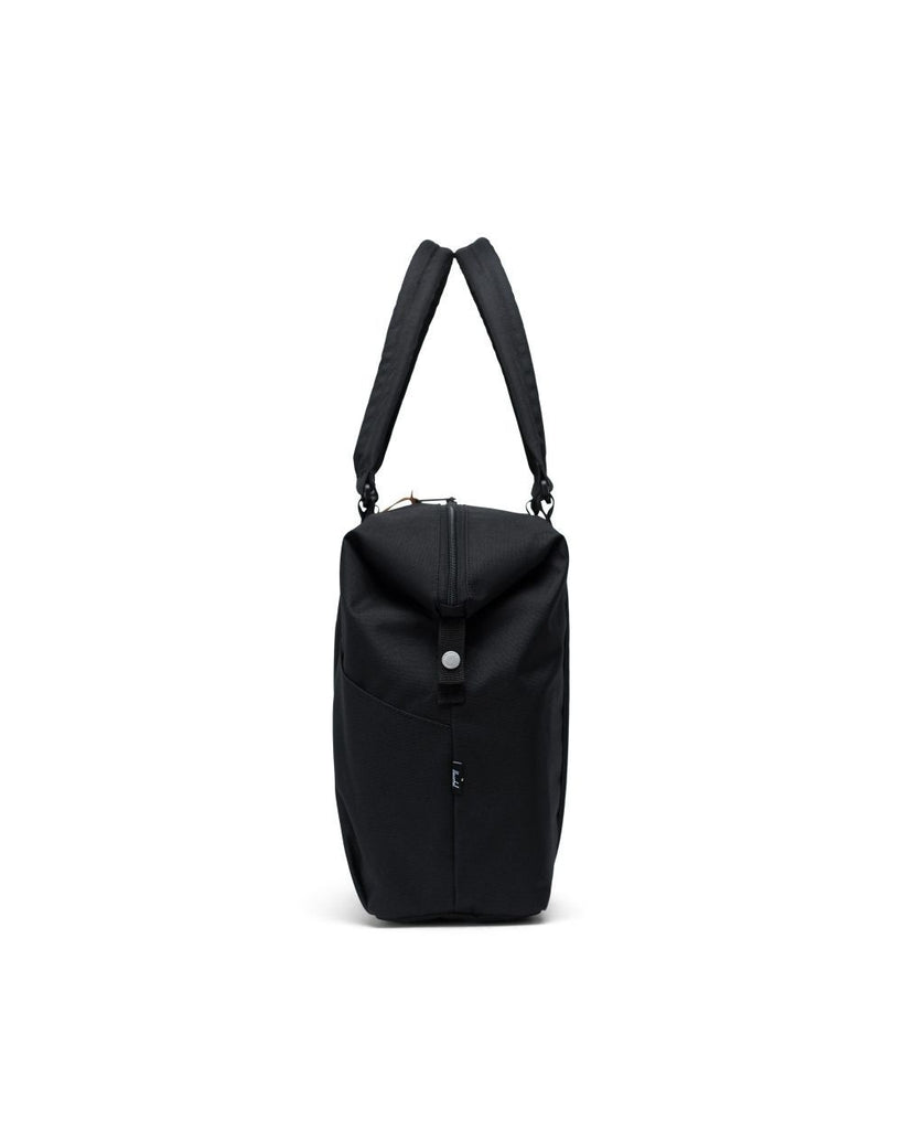 Herschel Bags Strand Tote Black - Gotstyle The Menswear Store