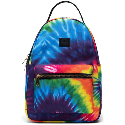 Herschel Bags Nova Small Backpack - Rainbow Tie Dye - Gotstyle The Menswear Store