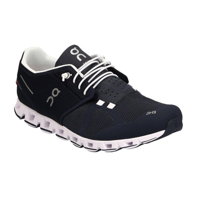 Gotstyle - On Running Shoes Cloud Fully Cushioned Running Sneaker - Navy/White