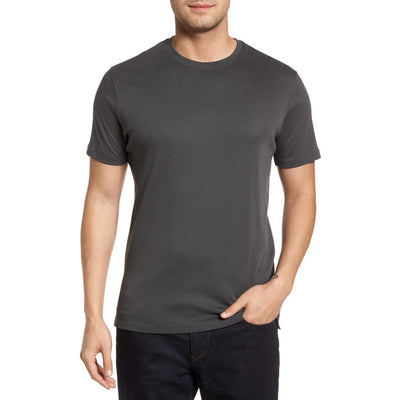 Gotstyle - Robert Barakett T-Shirts Soft Pima Cotton Crew Tee - Iron