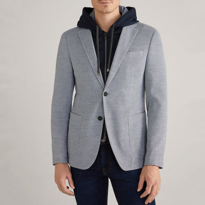Gotstyle - Joop! Blazers Patch Pocket Blazer with Removable Hoodie Inlay