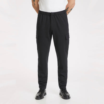 Gotstyle - Matinique Pants Pinstripe Cargo Jersey Pant