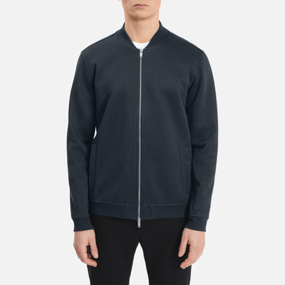 Gotstyle - Matinique Jackets Cotton Blend Jersey Zip-Up Bomber