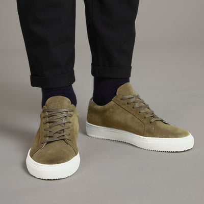 Gotstyle - Matinique Shoes Suede Leather Sneaker