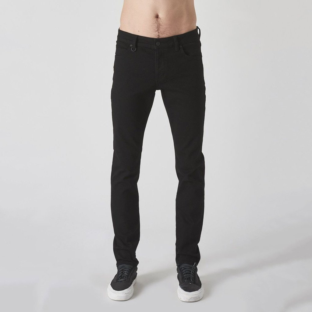 Neuw MD - Denim Iggy Skinny Solid Denim - Perfecto - Gotstyle The Menswear Store