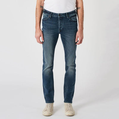 Gotstyle - Neuw Denim Lou Slim Straight Leg Denim - Architect