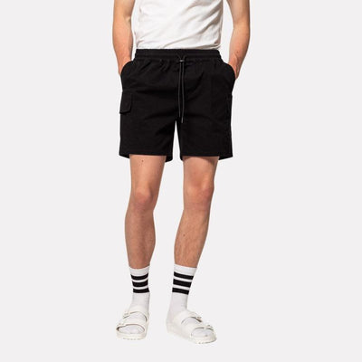 Gotstyle - Revolution Shorts Cotton Cargo Shorts - Black
