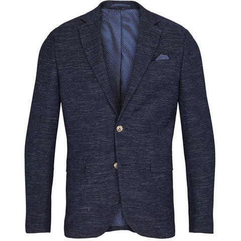 Summer Tweed Virgin Wool / Cotton / Linen Blazer