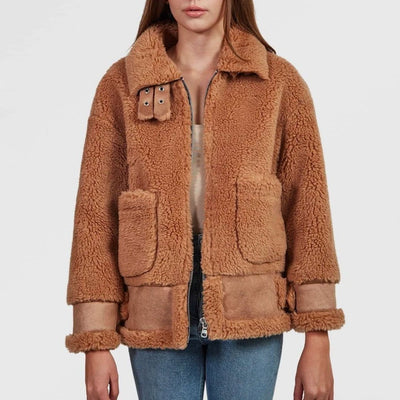 Kylie Wool Blend Jacket - Gotstyle The Menswear Store