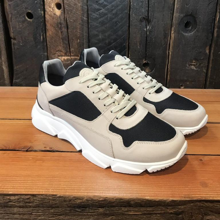 Brother x Frere MF - Casual Shoes Briggs Leather / Mesh Sneaker - Gotstyle The Menswear Store