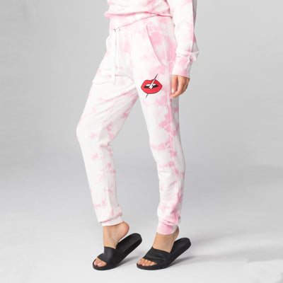Gotstyle - CHRLDR Joggers Lips Flat Pocket Sweatpants
