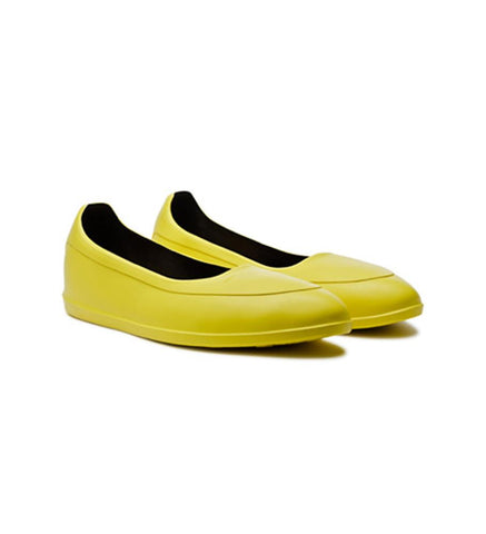 Swims MF - Dress Shoes Classic Overshoe Yellow Medium (1 left) - Gotstyle The Menswear Store