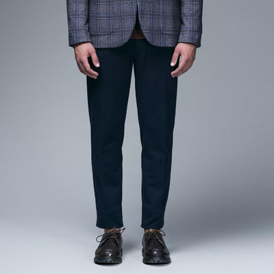 Gotstyle - Circolo 1901 Pants Stretch Cotton Jersey Pant - Navy