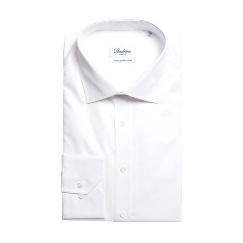 Slimline Basic Dress Shirt - Gotstyle The Menswear Store