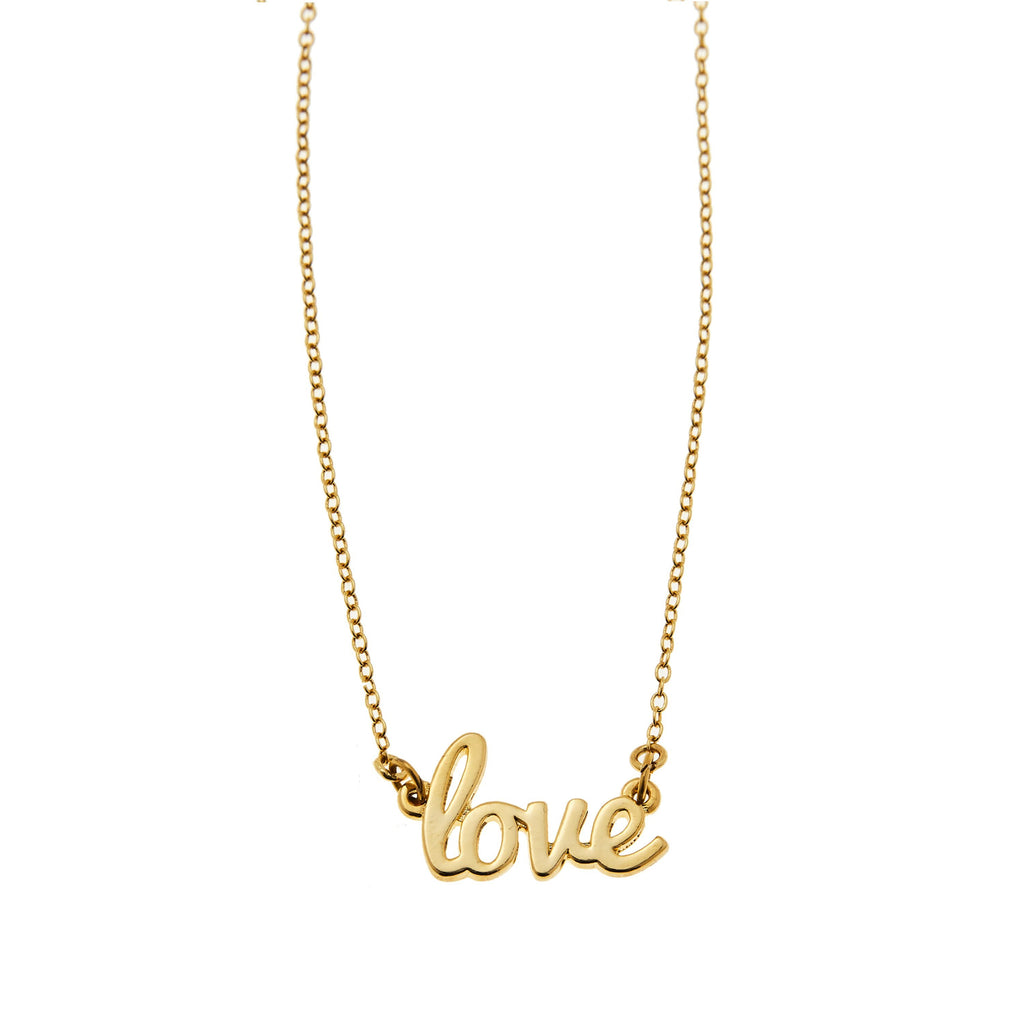 Foxy Originals Necklaces Love Necklace - Gotstyle The Menswear Store