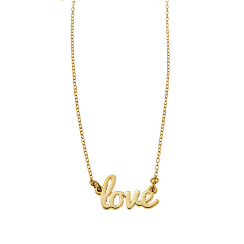 Love Necklace - Gotstyle The Menswear Store