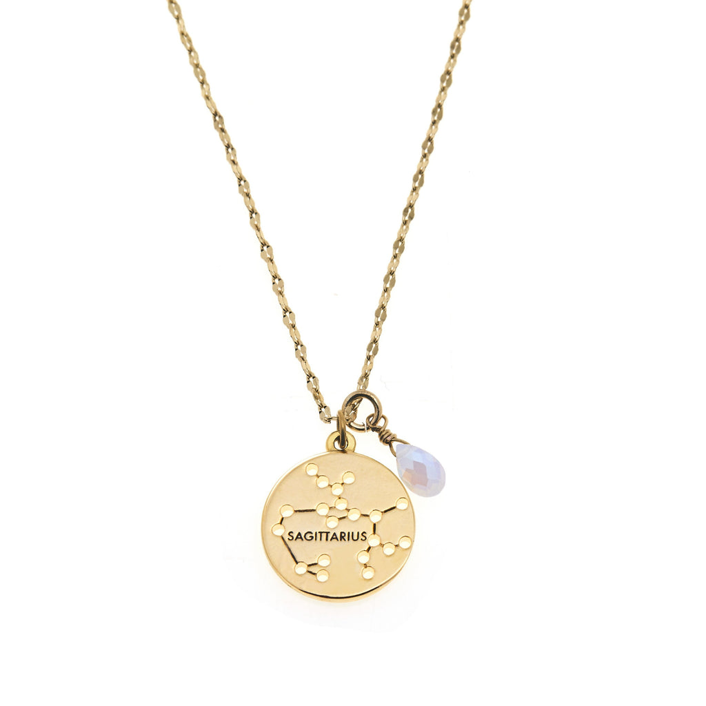 Foxy Originals Necklaces Zodiac Necklace - Gotstyle The Menswear Store