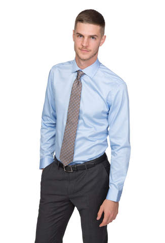 Gotstyle - BSK MT - BSK - Dress Shirt GS Launch - Basic Dress Shirt - Gotstyle The Menswear Store