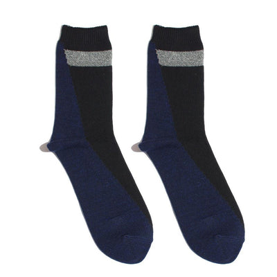 Gotstyle - N/A Socks Hi-Ankle Sock - Black/Navy