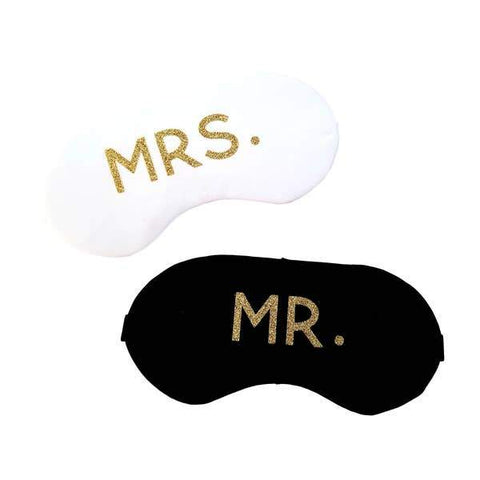 The Sleepy Cottage - Honeymoon Sleep Mask Set - Gotstyle The Menswear Store