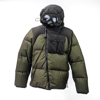 Gotstyle - C.P. COMPANY Jackets Goggle Medium Jacket Down Filled
