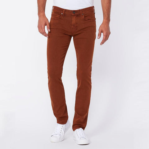 Paige MD - Denim Lennox Slim - Deep Russet - Gotstyle The Menswear Store