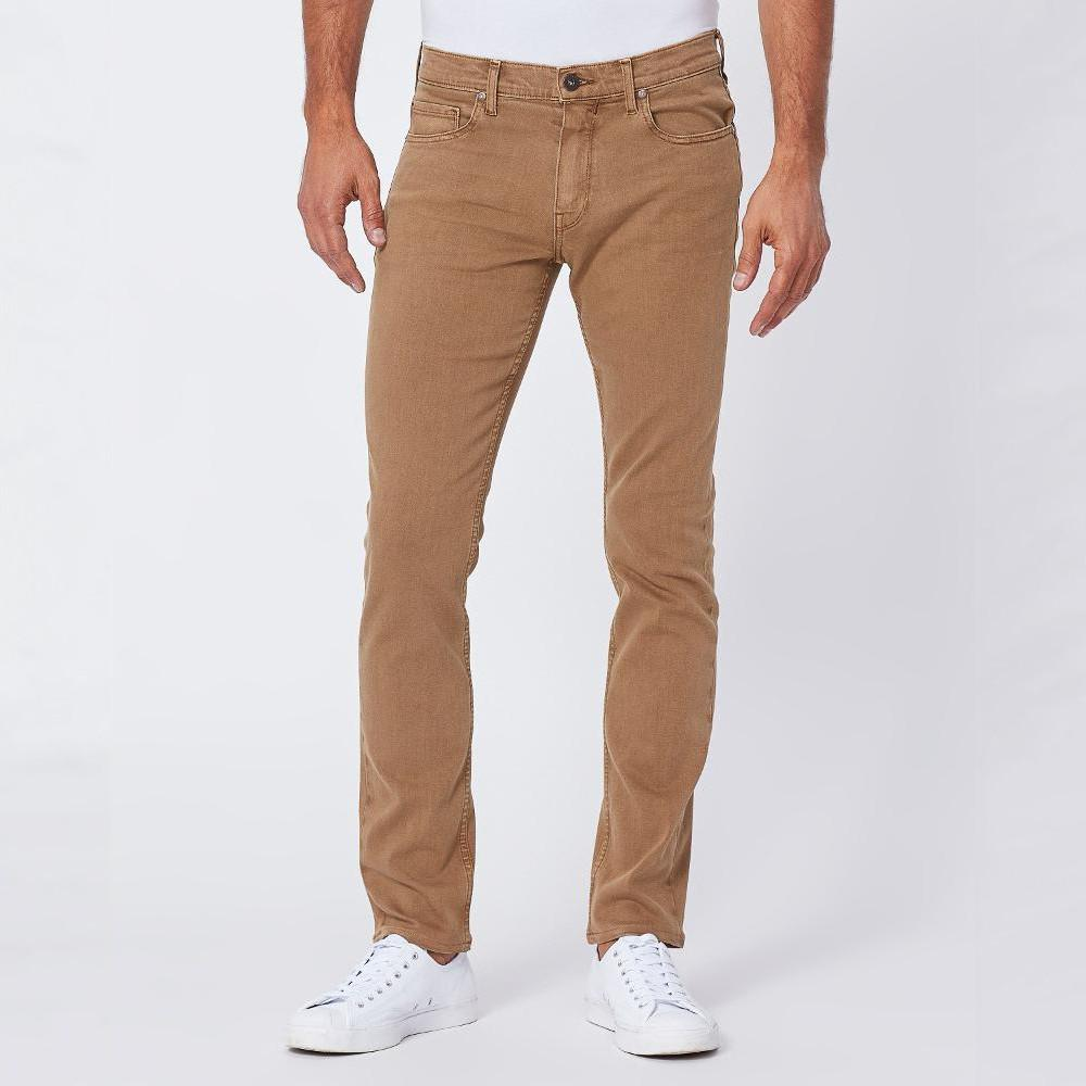 Paige MD - Denim Lennox Slim - New Chestnut - Gotstyle The Menswear Store