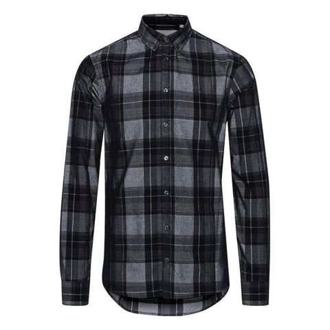Arthur Bold Plaid LS BD Collar Shirt - Gotstyle The Menswear Store