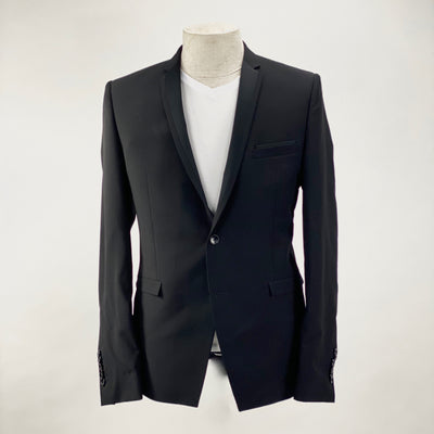 Philippe Dubuc Blazers Tuxedo Jacket w Notch Lapel - Gotstyle The Menswear Store