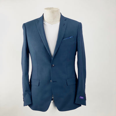 Without Prejudice Blazers Birdseye Wool Blazer - Gotstyle The Menswear Store