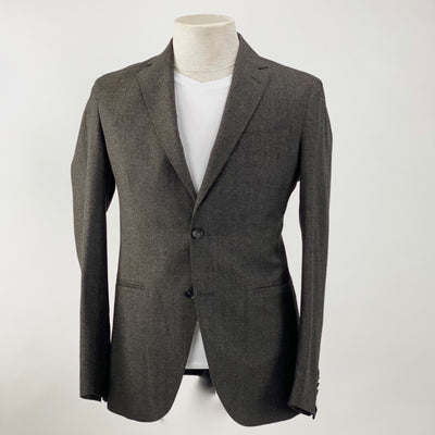 0909 Blazers Textured Solid Wool Blazer (LAST ONE) - Gotstyle The Menswear Store