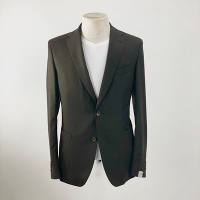 Van Gils Blazers Super 100s Solid Blazer - Water Repellent (LAST ONE) - Gotstyle The Menswear Store