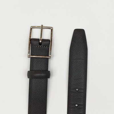 Anderson's Belts Saffiano Leather Belt - Gotstyle The Menswear Store