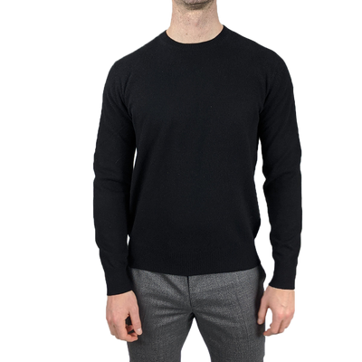 J.Lindeberg Sweaters Cashmere Crew Neck Sweater - Gotstyle The Menswear Store