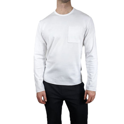 J.Lindeberg T-Shirts Long Sleeve Crew T-Shirt - Gotstyle The Menswear Store