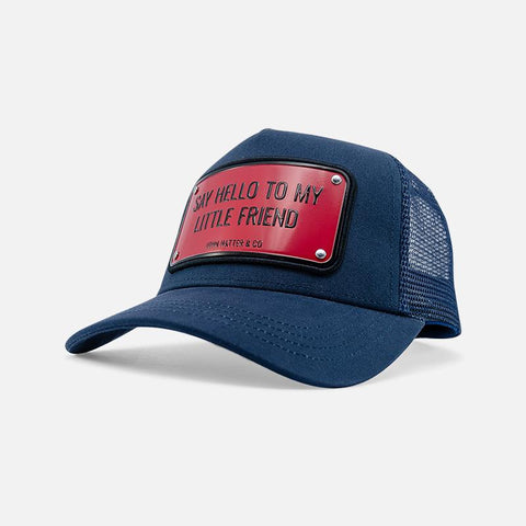 John Hatter & Co. MA - Hats Say Hello to My Little Friend - Gotstyle The Menswear Store