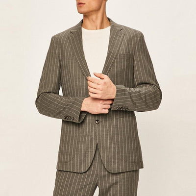 Joop! Suits Stripe Jacket and Pant Suit Separates - Gotstyle The Menswear Store
