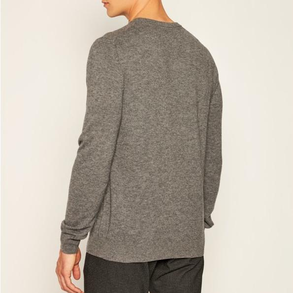 Joop! MS - Sweaters - Social Inko Crew Knit Wool Sweater - Gotstyle The Menswear Store