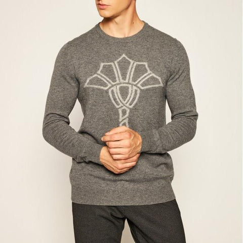Inko Crew Knit Wool Sweater - Gotstyle The Menswear Store