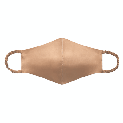 Jules Kae Mask Satin Face Mask - Nude - Gotstyle The Menswear Store
