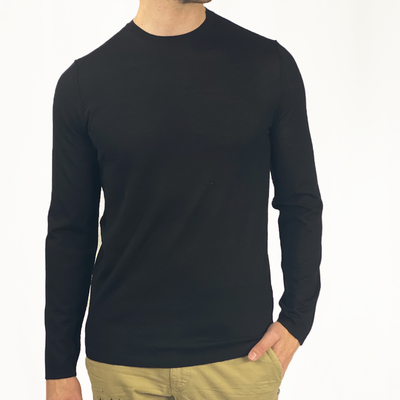 Gotstyle - Kiefermann Sweaters Cashmere Crew Knit Sweater