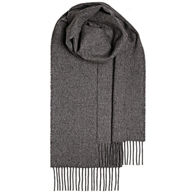 Gotstyle - Lochcarron Scarves Solid Lambswool Scarf - Grey