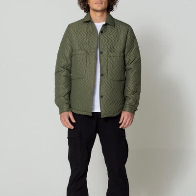 Gotstyle - GoFranck Jackets Quilted Shirt Jacket