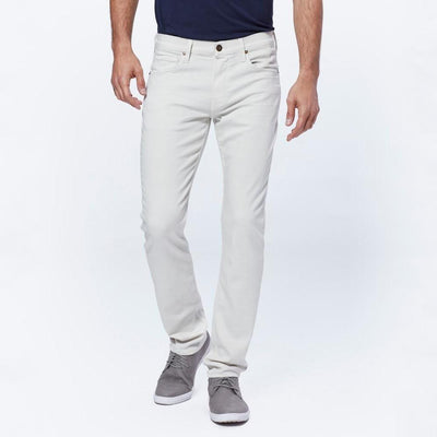 Gotstyle - Paige Denim Lennox Skinny Fit Soft Denim - Vintage Coconut Milk