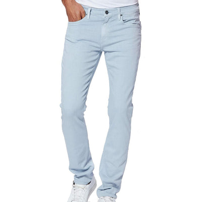 Gotstyle - Paige Denim Lennox Skinny Fit Soft Denim - Vintage Blue Mist