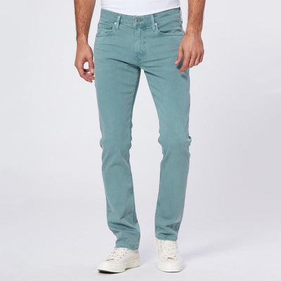 Gotstyle - Paige Denim Lennox Skinny Fit Soft Denim - Vintage Rain Water